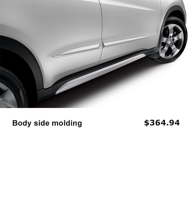 Body Side Moulding