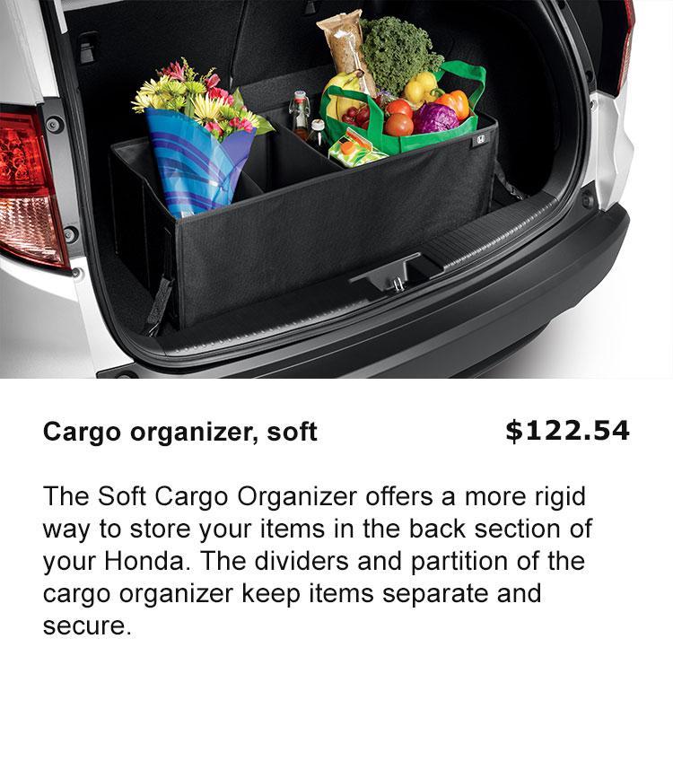 Cargo Organizer