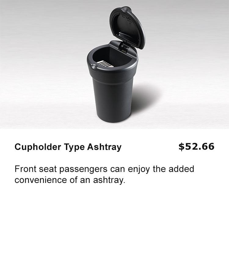 Cupholder Ashtray