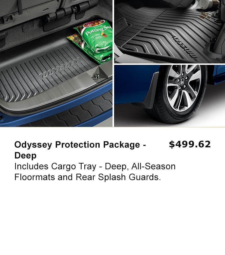 Odyssey Protection Package - Deep