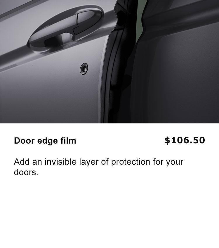 Door Edge Film
