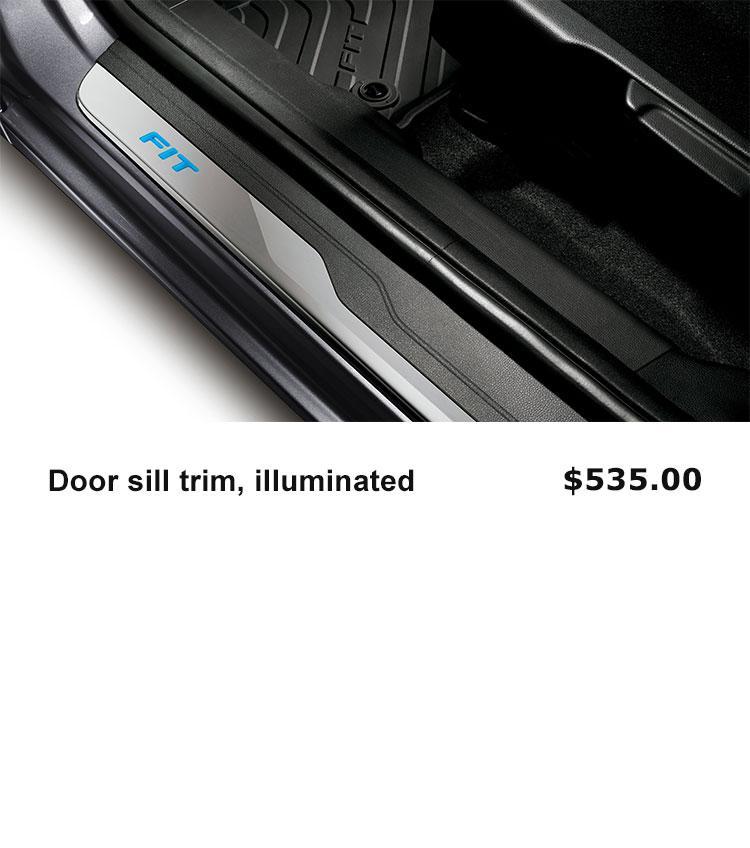 Door Sill Illumination