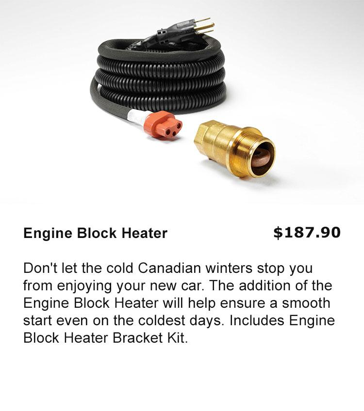 Engine Block Heater