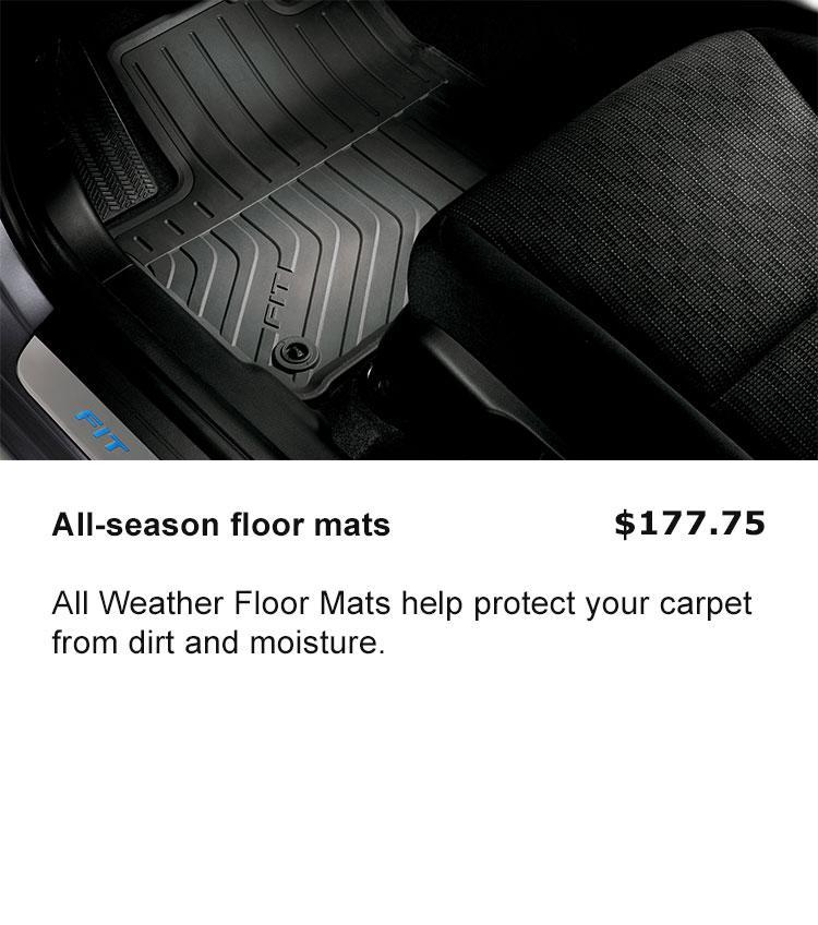 All Season Floor Mats