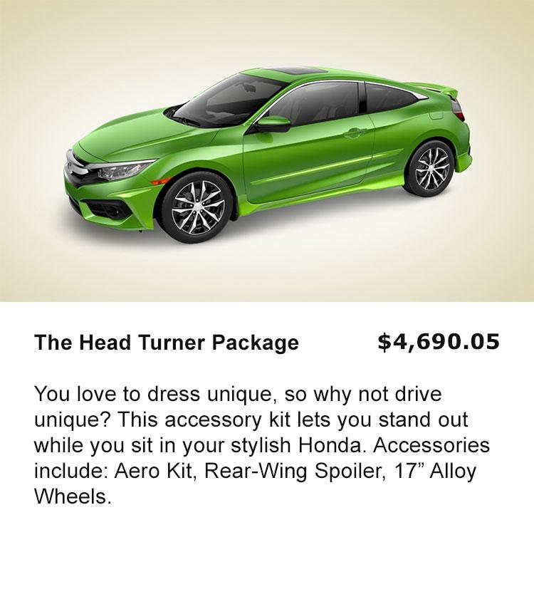 Head Turner Package