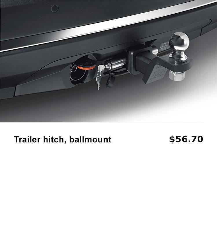 Trailer Hitch Ball Mount