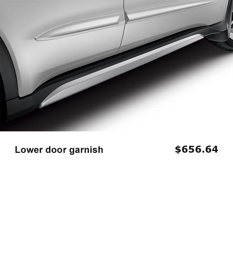 Lower Door Garnish