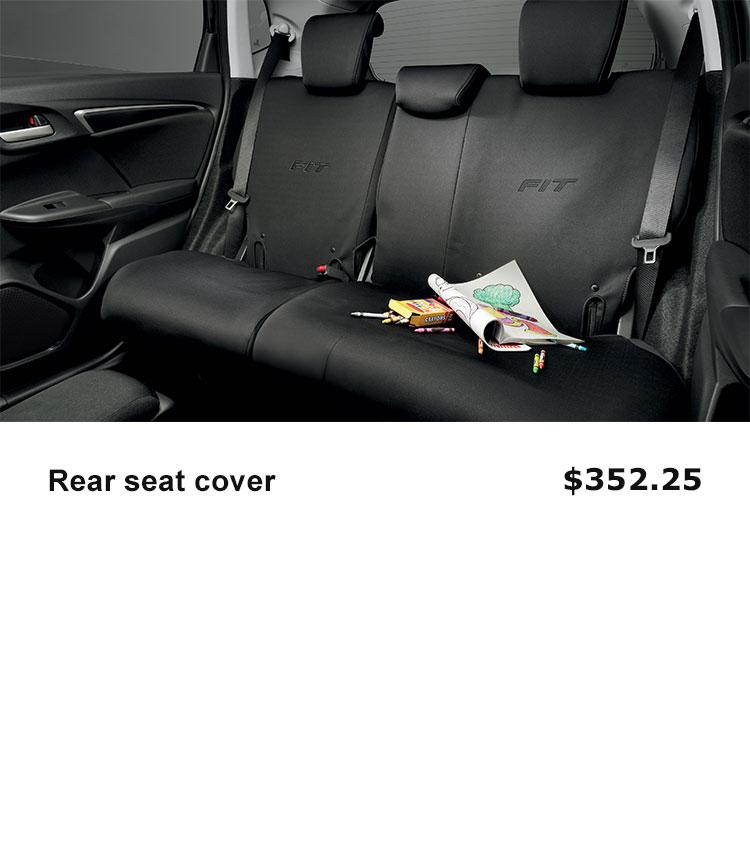 Rearseat Cover