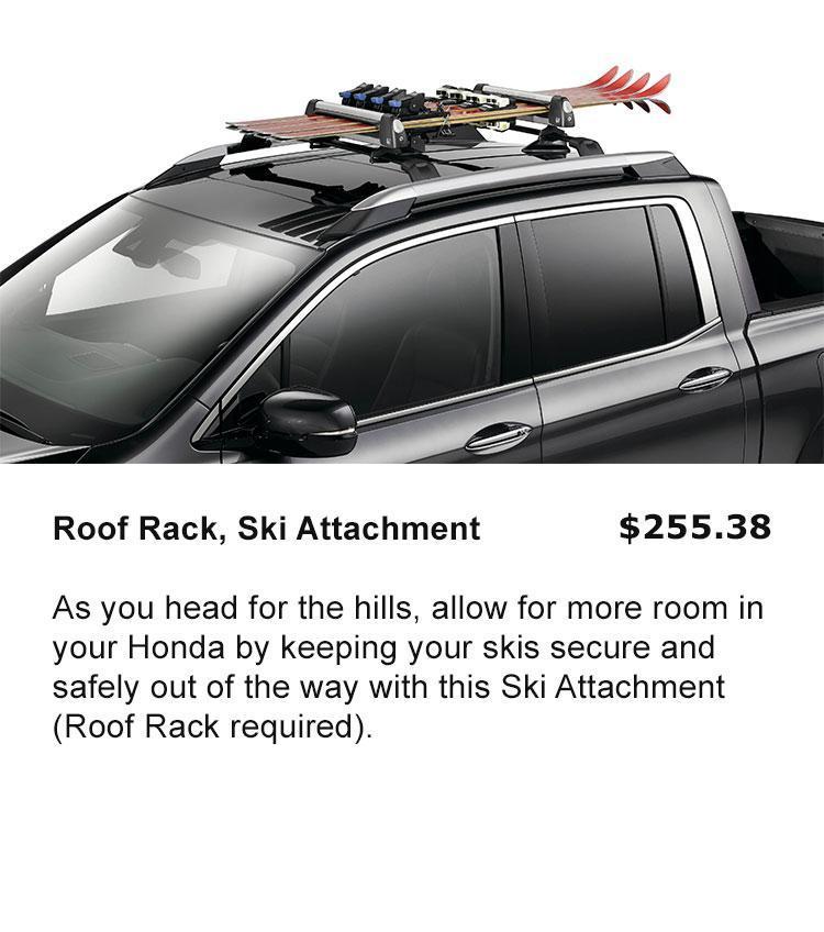Roof Rack - Ski