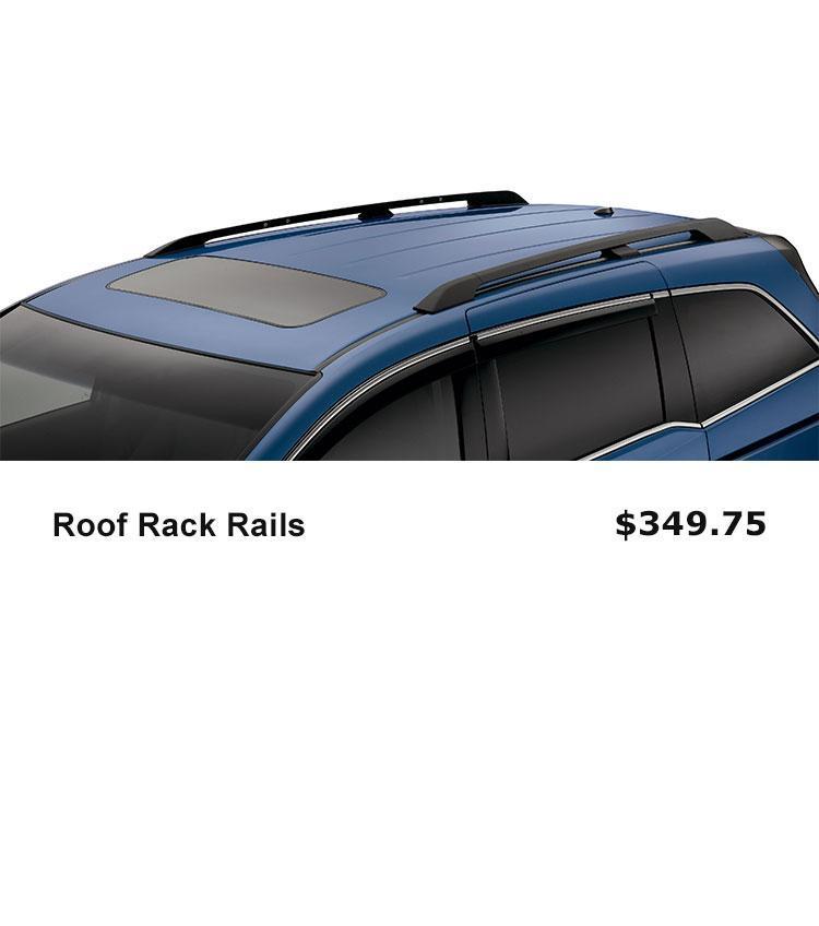 Roof Rack Rails