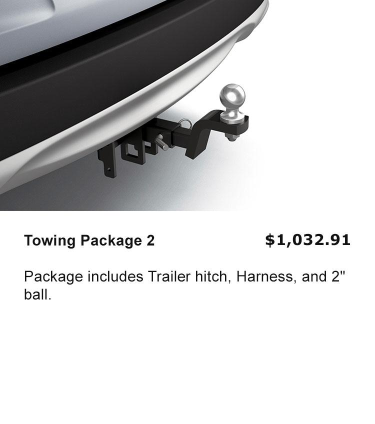 Towing Package 2
