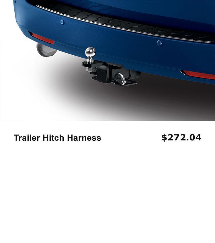 Trailer Hitch Harness