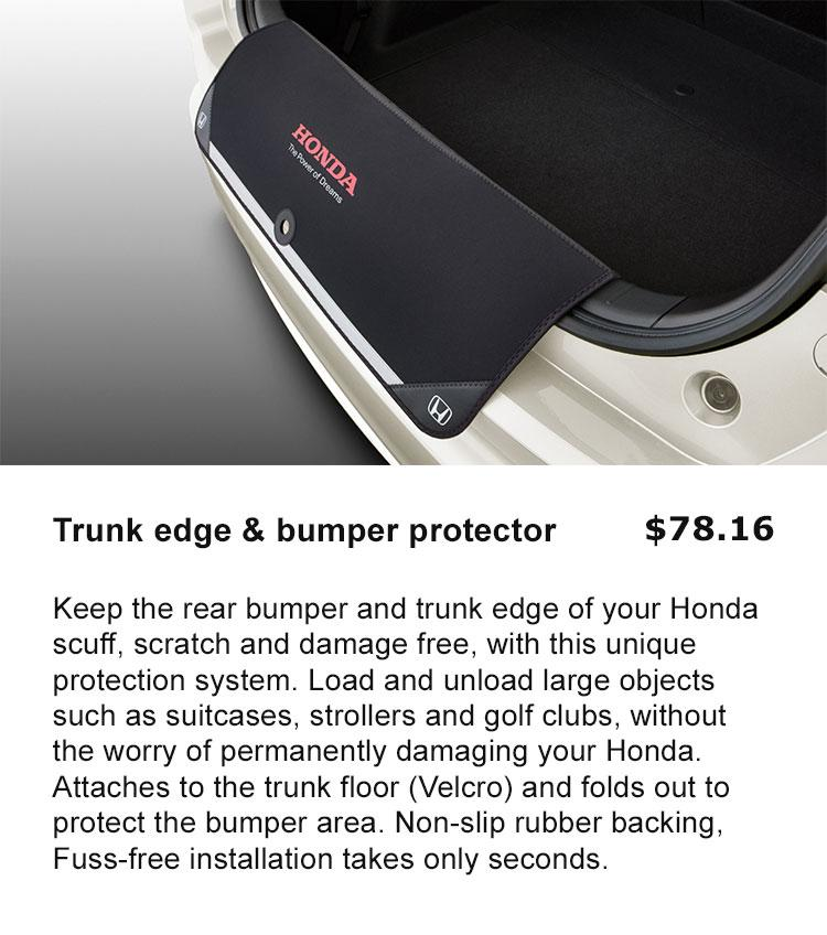 Trunk Edge Protector