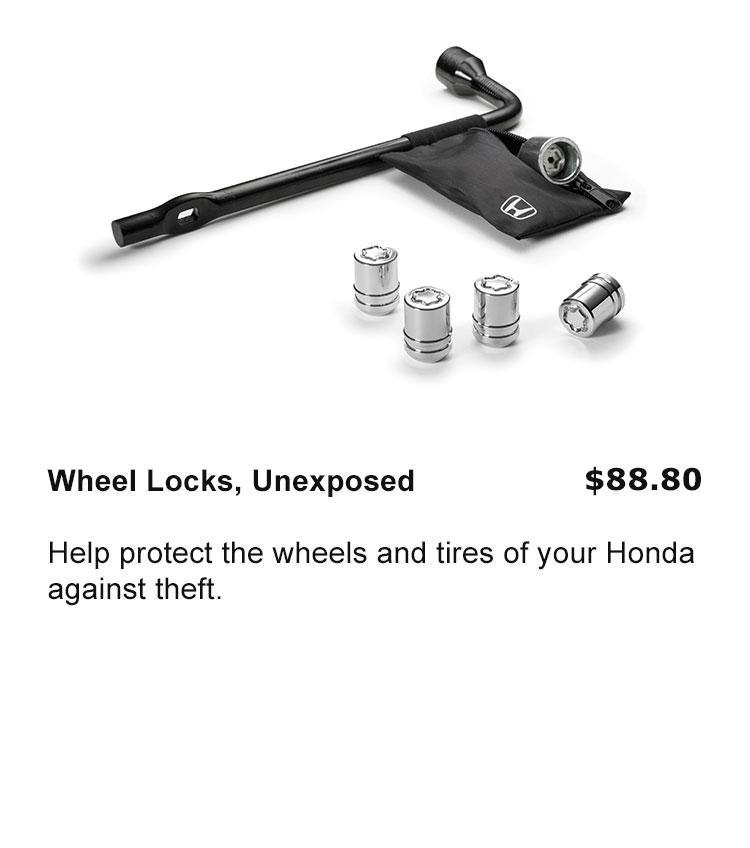 Wheel Locks, Unexposed