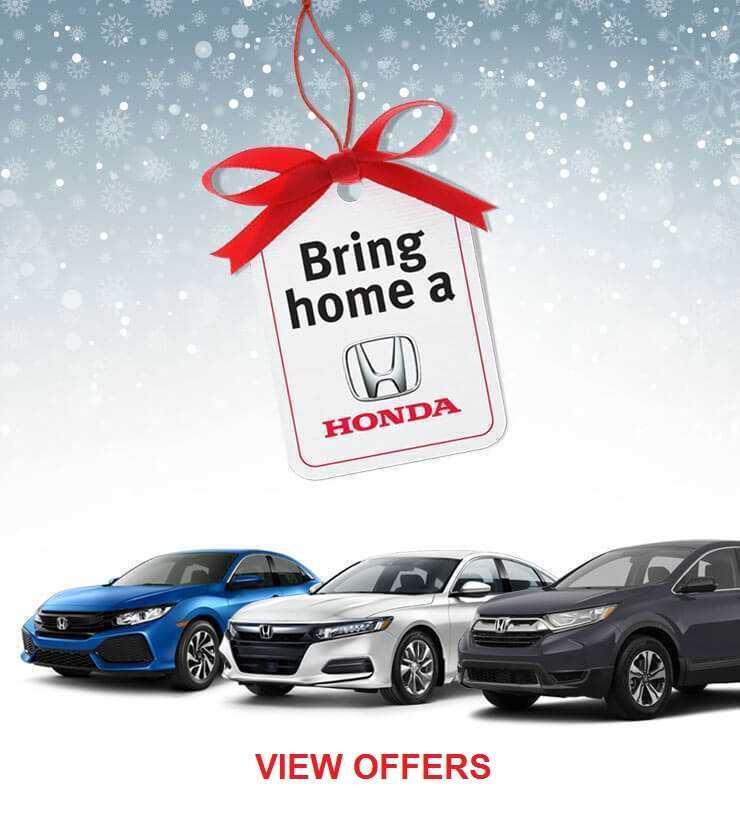Bring Honda Home