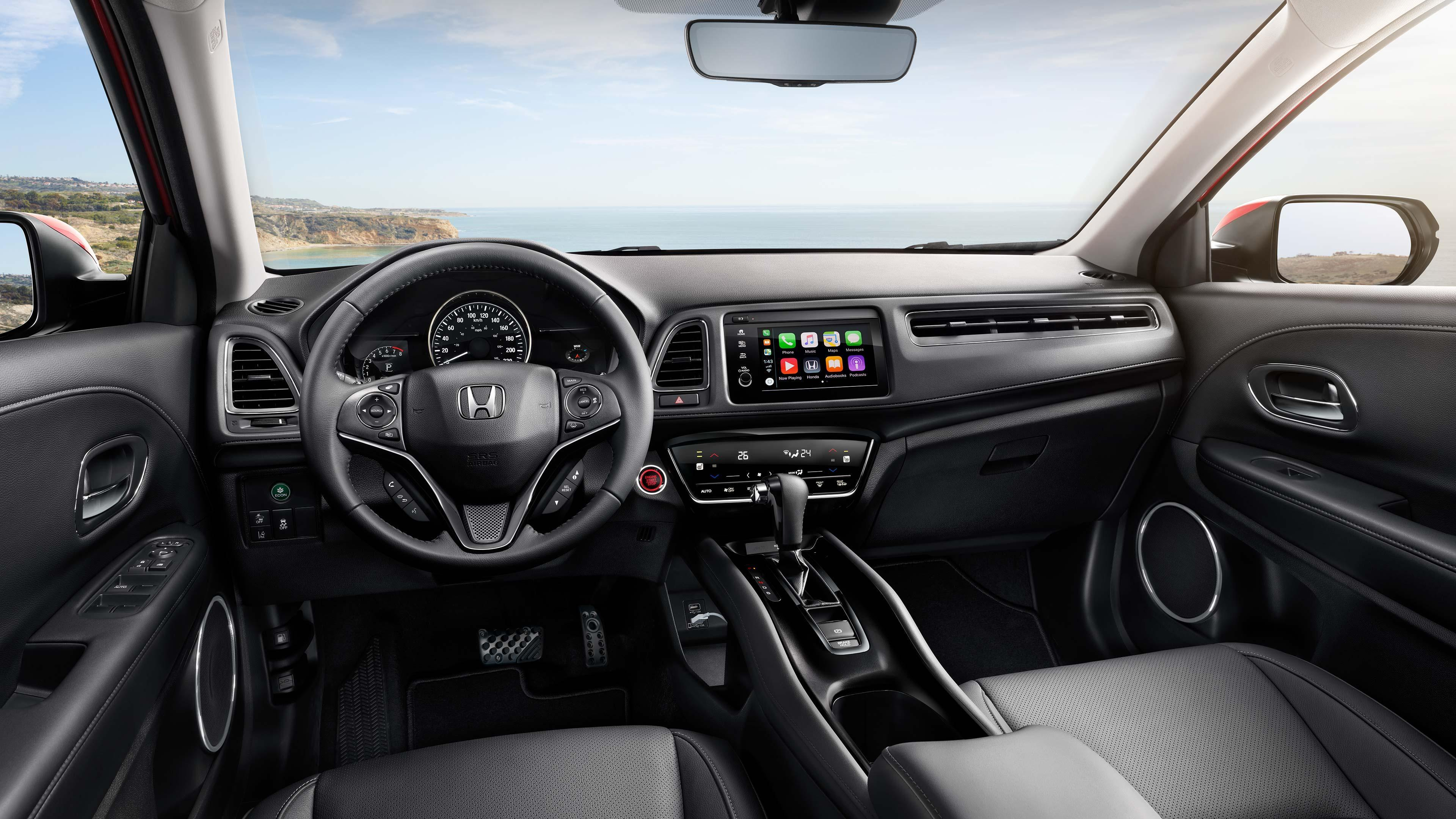 2019 Honda HRV Interior Front View