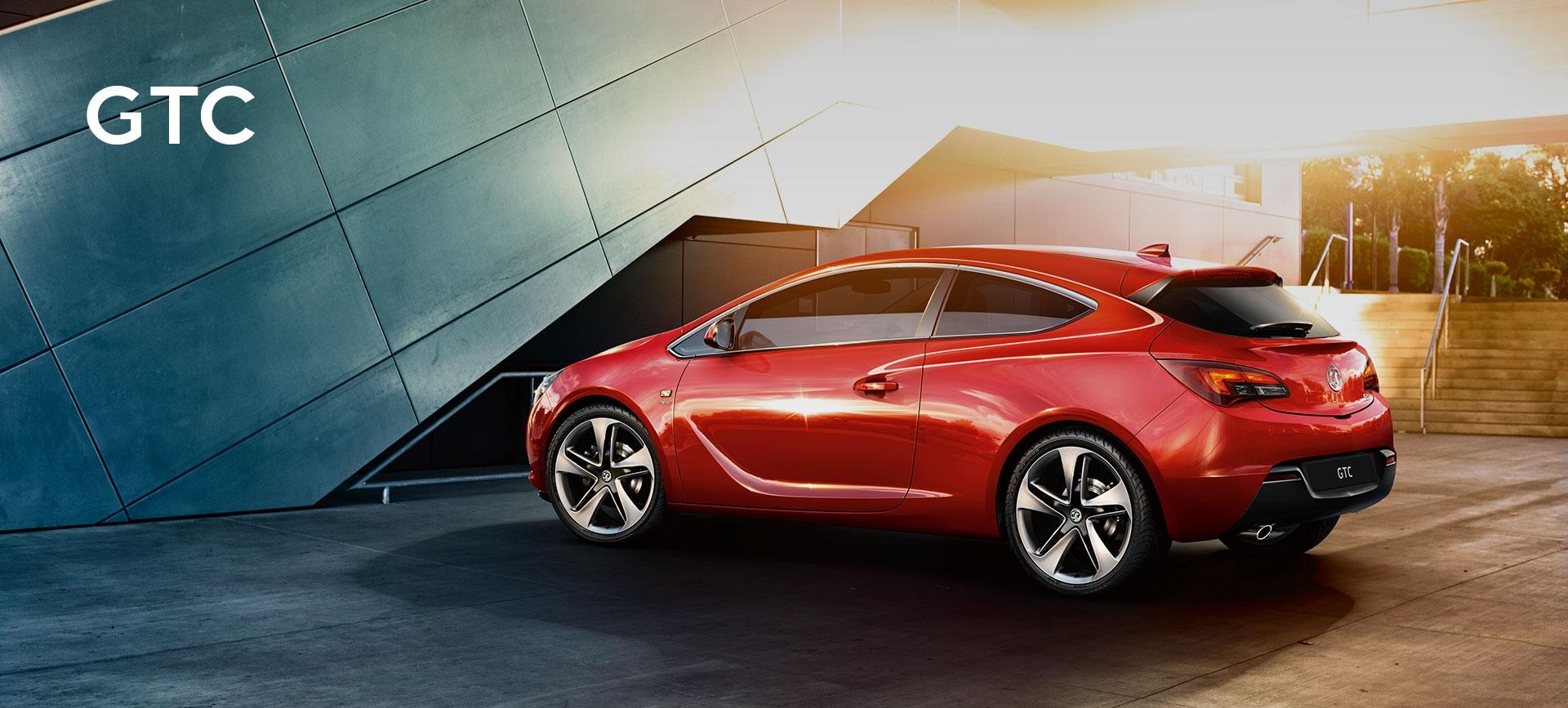 The Gtc Features And Images Perrys Vauxhall In Uk Sports Car