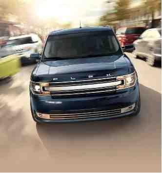 Ford 2020 Flex image