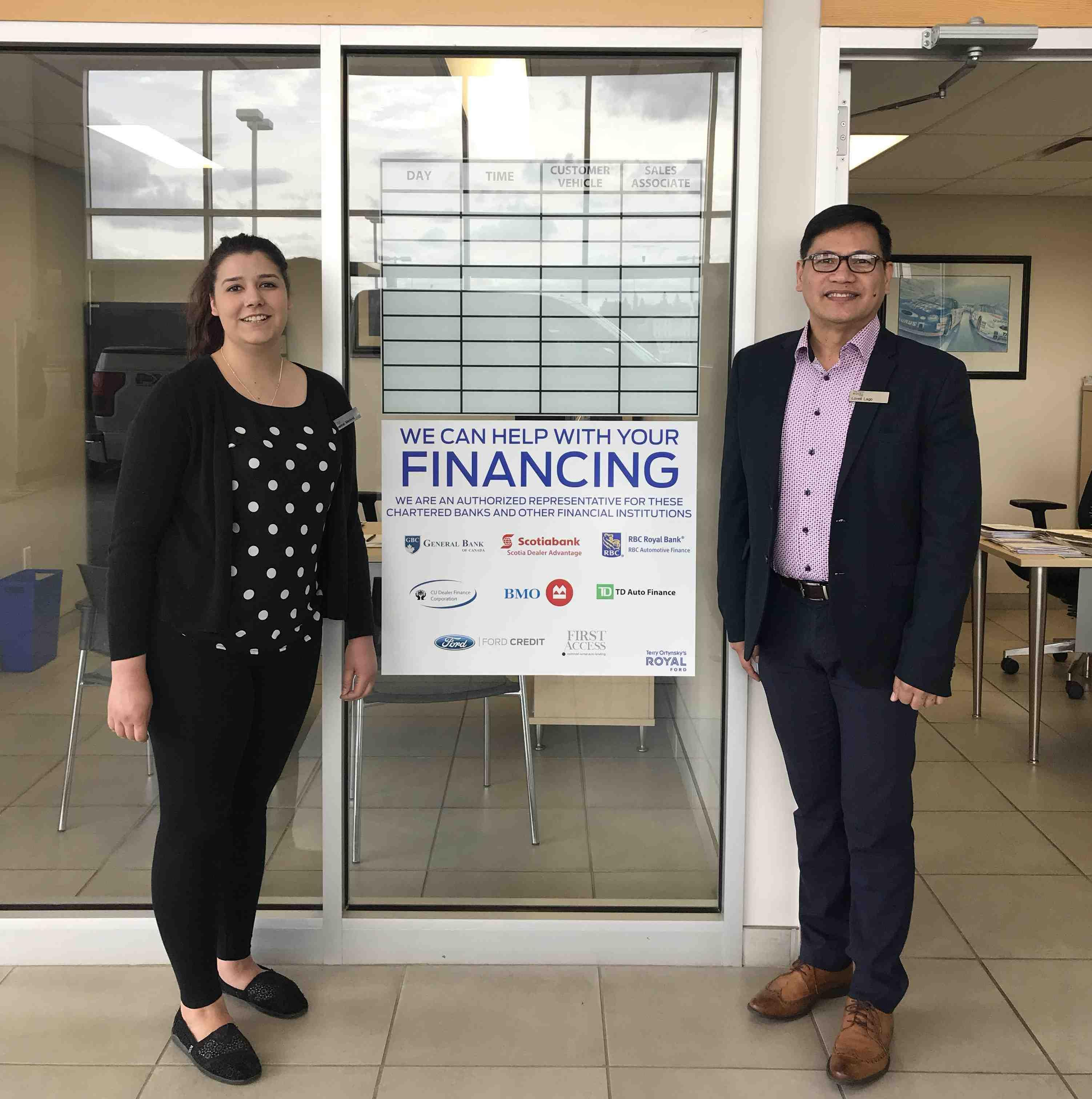 Automotive Financing Yorkton Saskatchewan