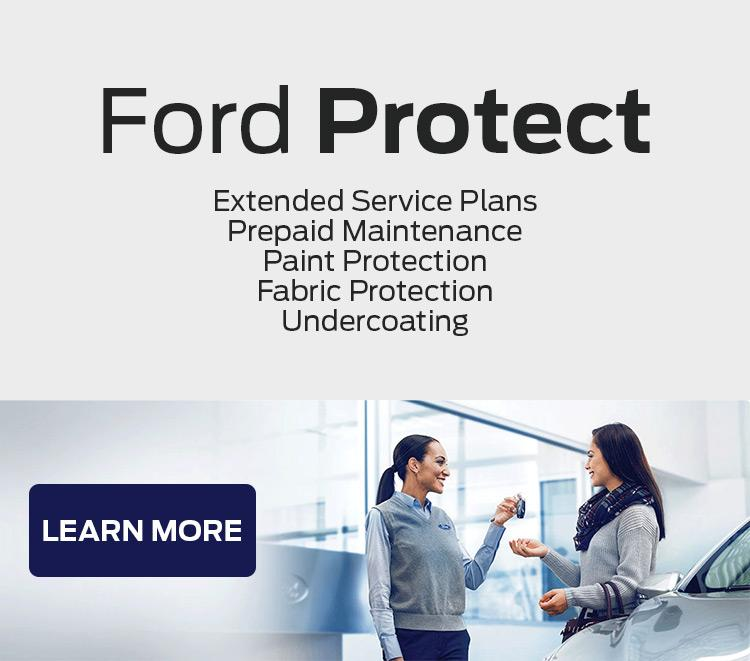 Ford Protect services