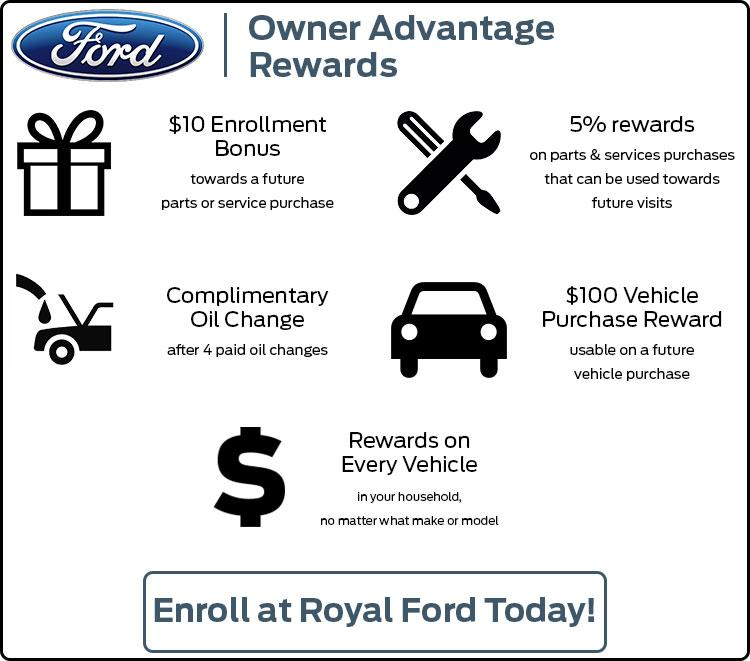 Owners Advantage Rewards