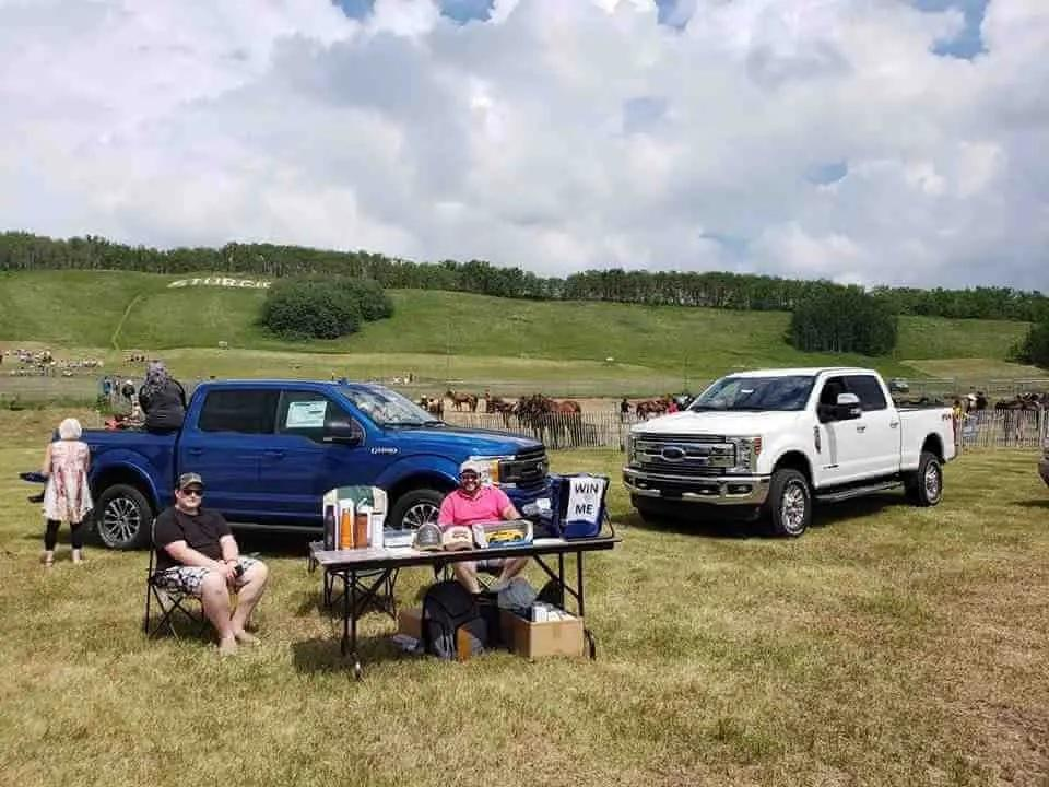 Ford In the Community Sturgis Rodeo