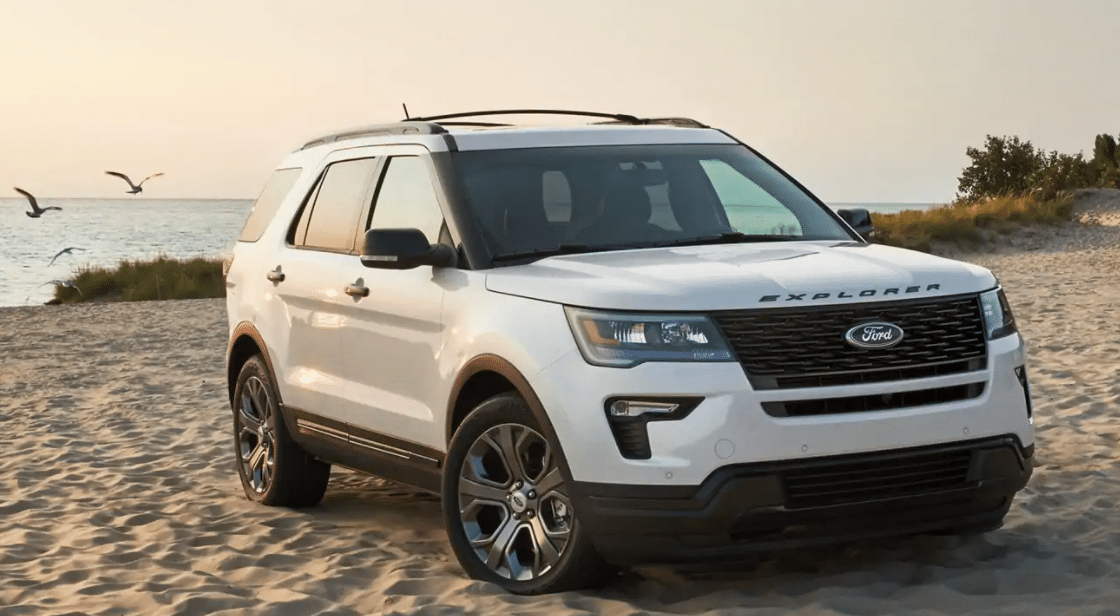 Ford 2019 Explorer image
