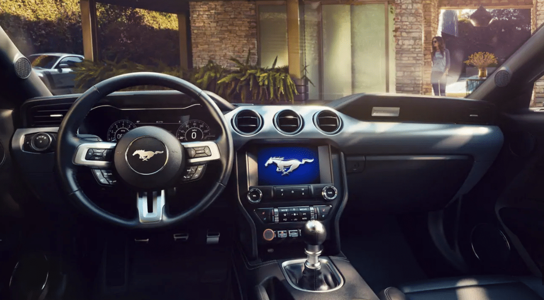 Ford 2019 Mustang image