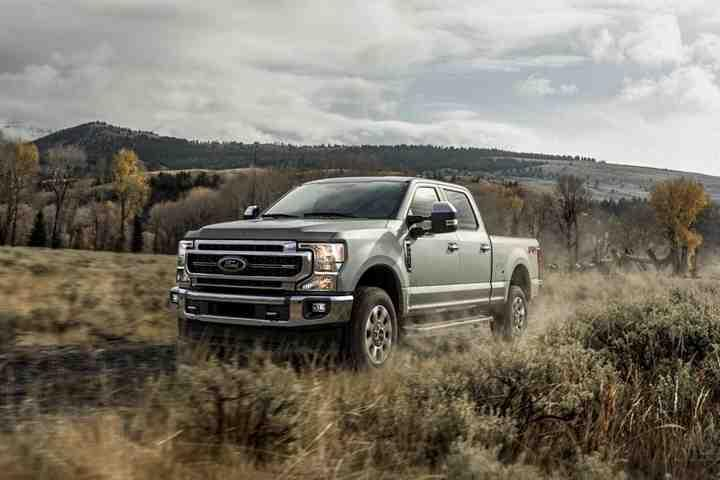 Ford 2020 Super Duty image