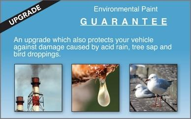 environmental paint guarantee