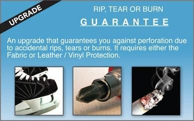 leather guarantee