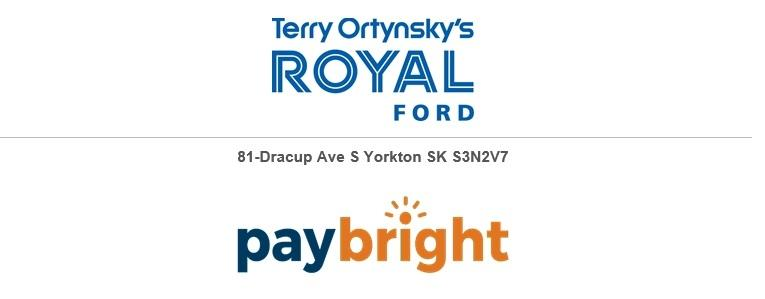 Royal Ford Paybright