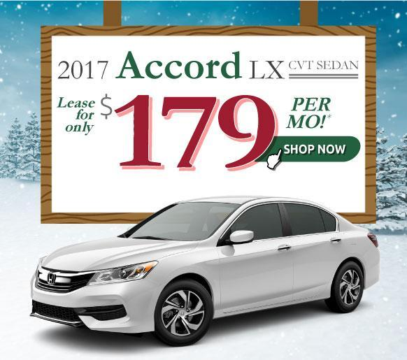 Happy Honda Days Accord Offer