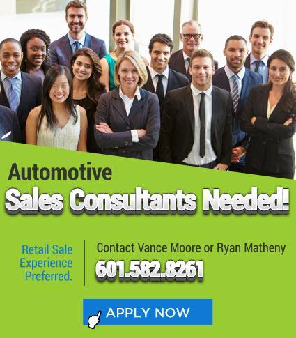 Automotive Sales Consultants Needed!