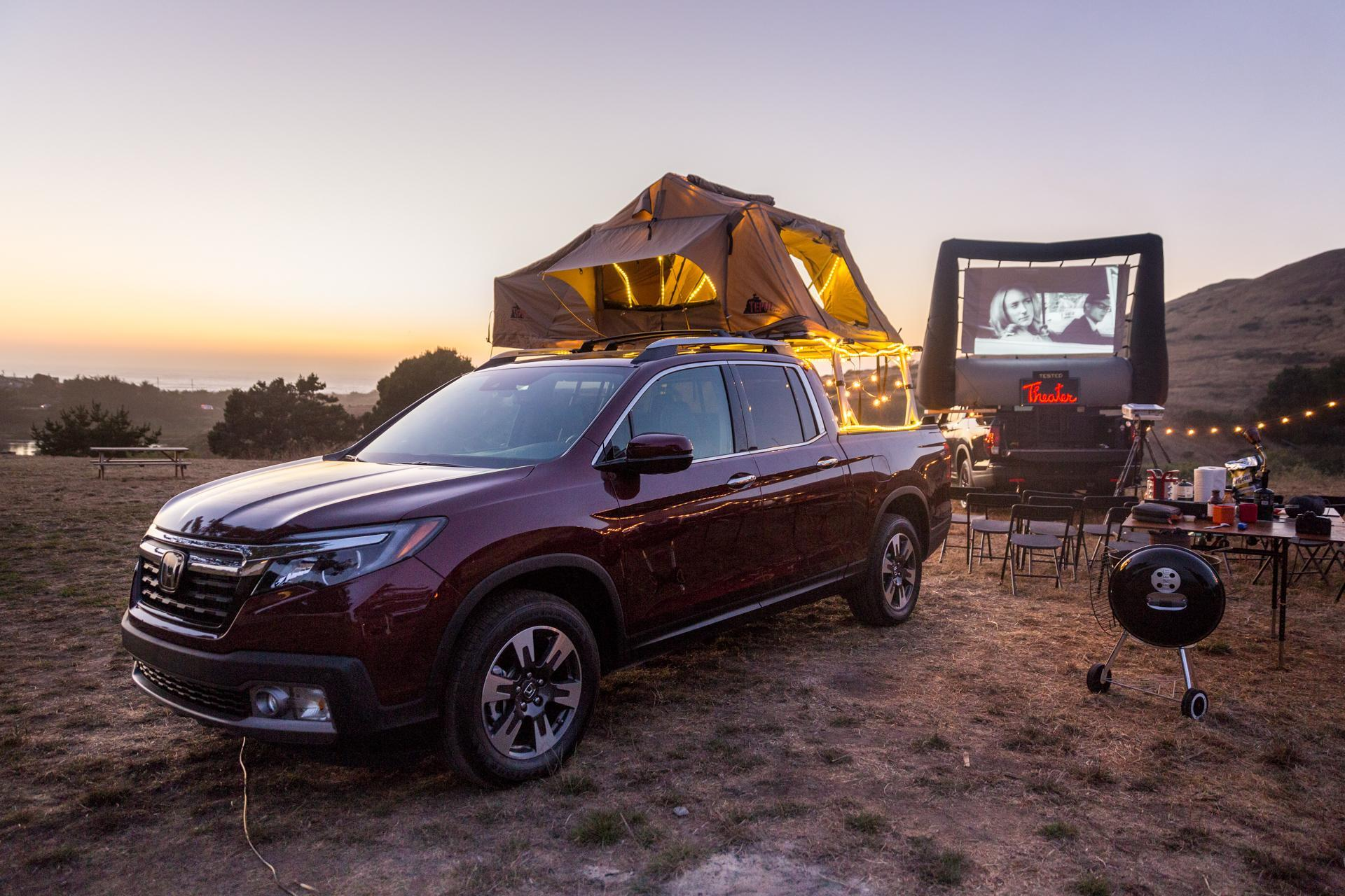 2017 Slidell Area Honda Ridgeline Boat Towing With