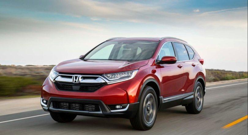 2019 Honda CR-V at Vardaman Honda