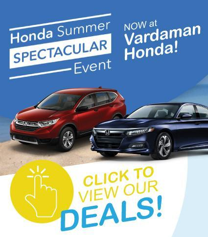 Honda Summer Spectacular at Vardaman Honda