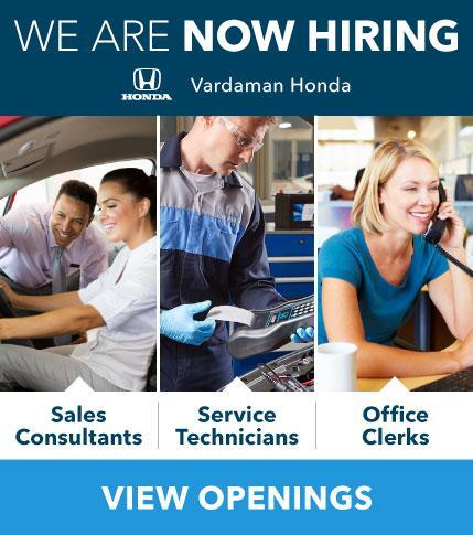 Now Hiring these Dealership Jobs in Hattiesburg MS