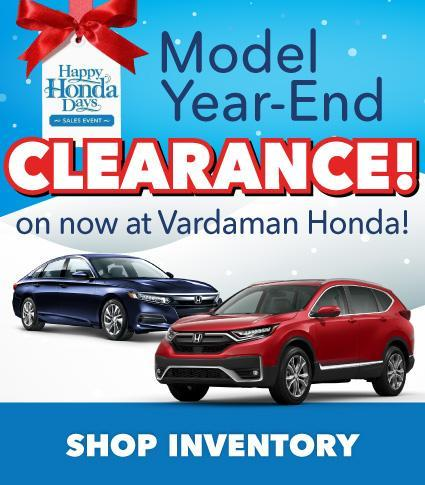 Happy Honda Days at Vardaman Honda
