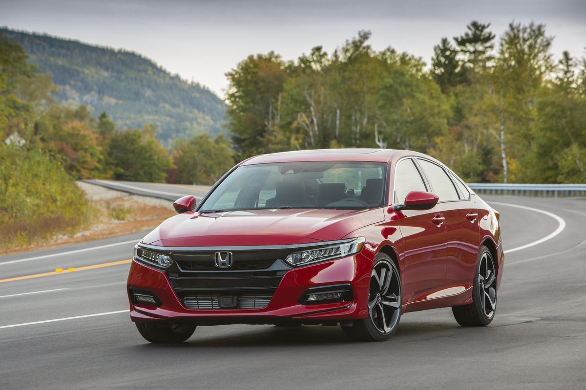 3 Reasons You Ll Absolutely Love The 2018 Honda Accord