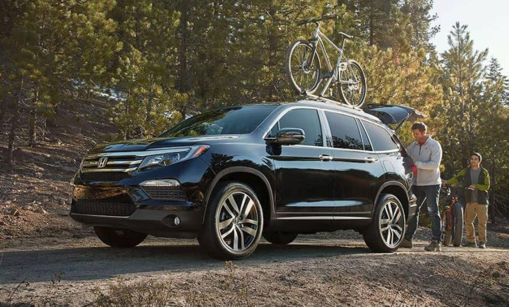 2018 Honda Crossovers and SUVs