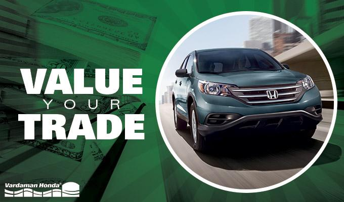 Vardaman Honda | Find Your Car\'s Trade-in Value | What is My Car ...