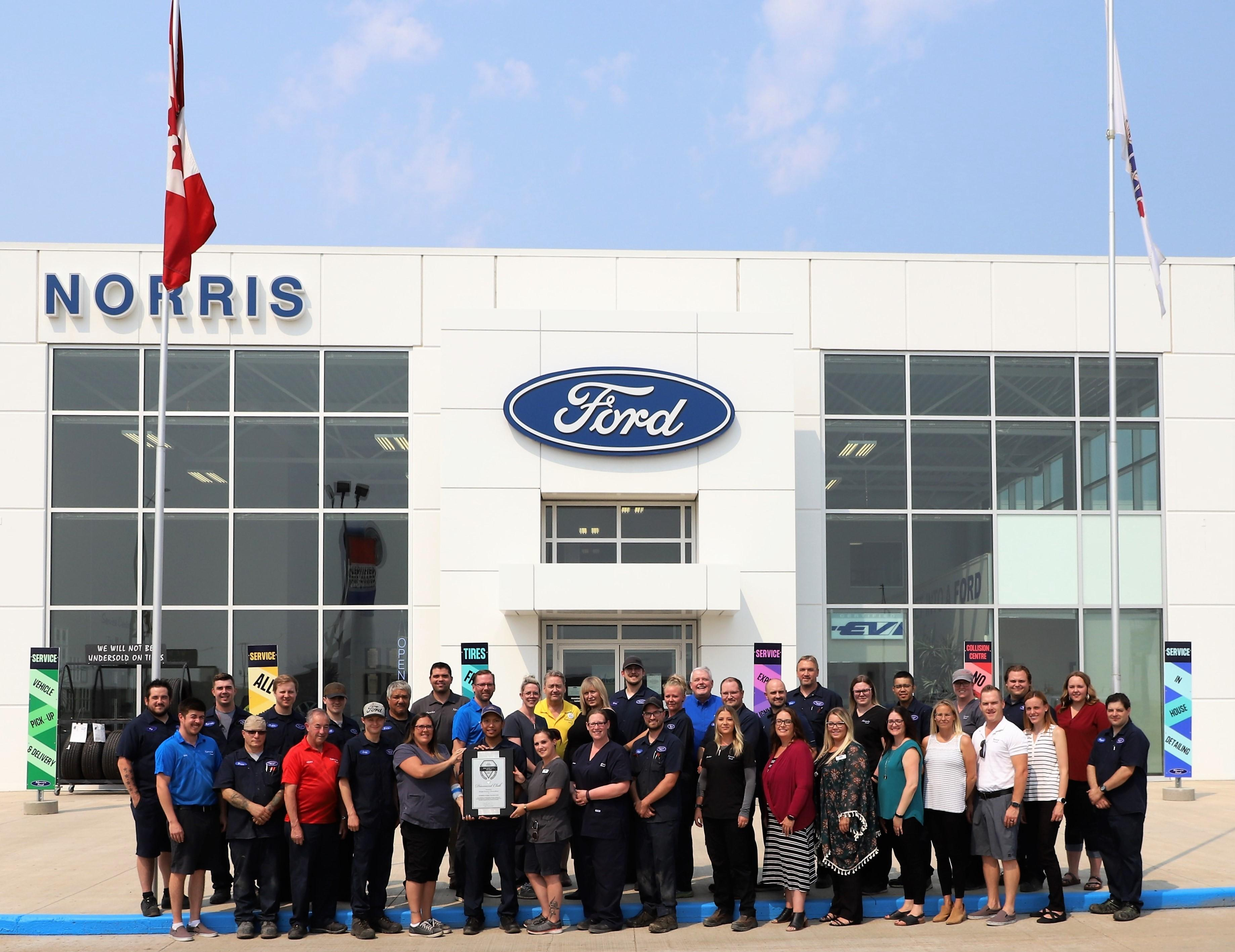 Ford About Us Staff