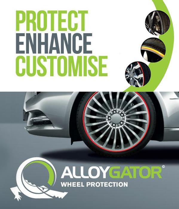 AlloyGator Wheel Protection at Norris Ford