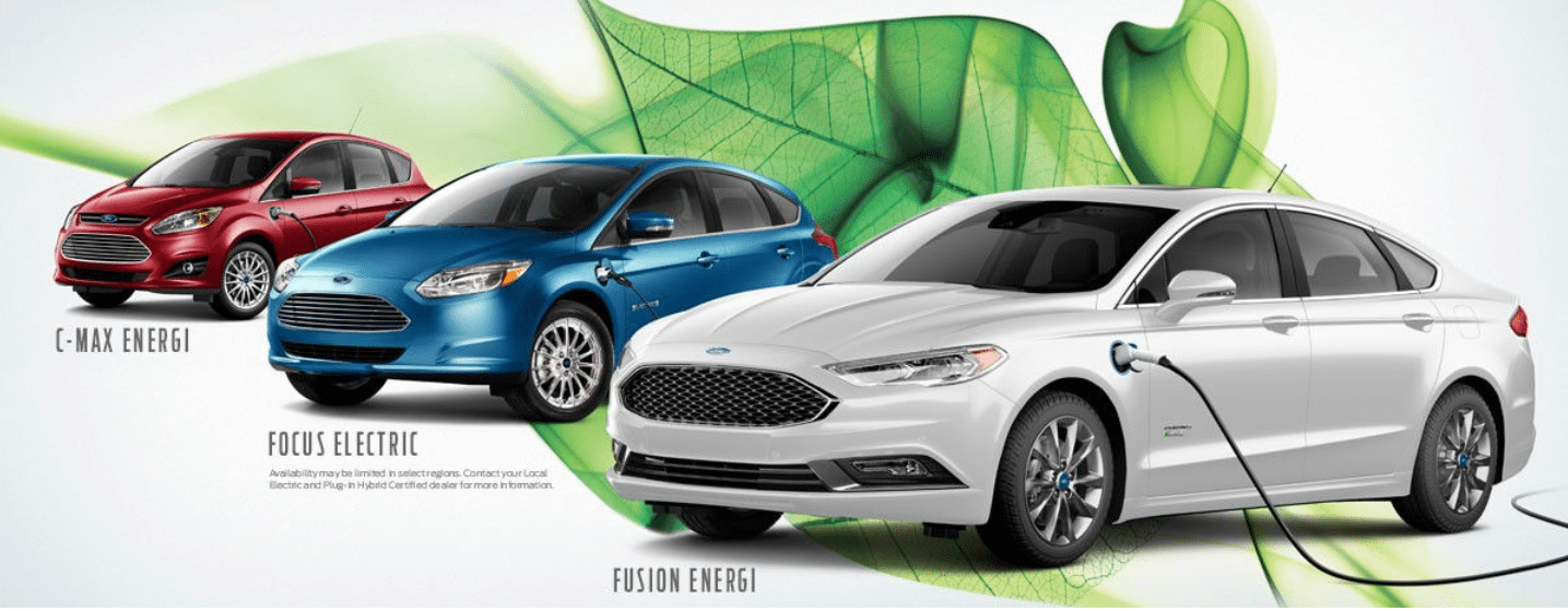 Ford Green Vehicles Green vehicles