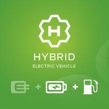 Ford Green Vehicles Hybrid
