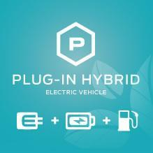 Ford Green Vehicles Plug-In Hybrid
