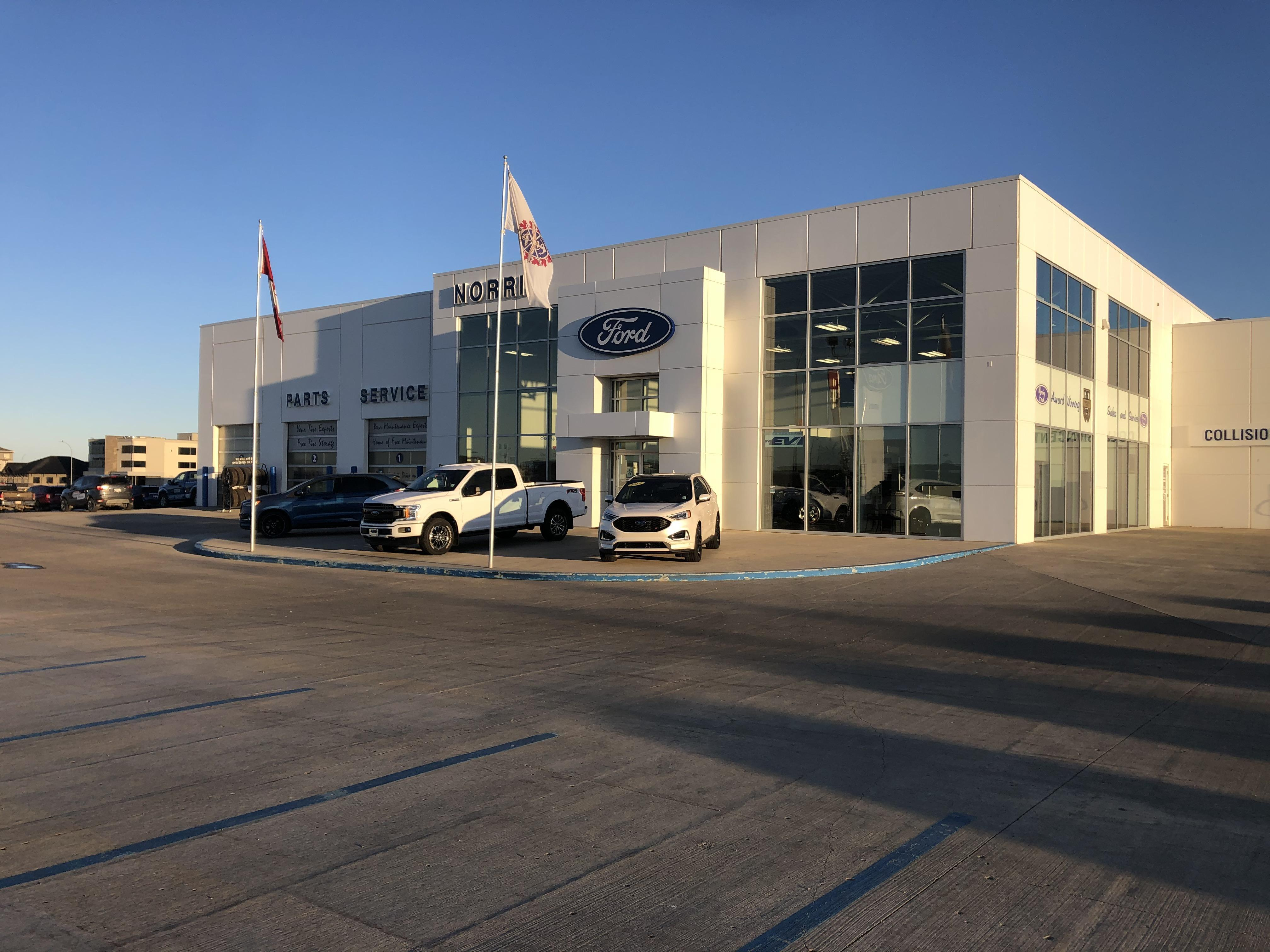 Ford Testimonials at Norris Ford Sales