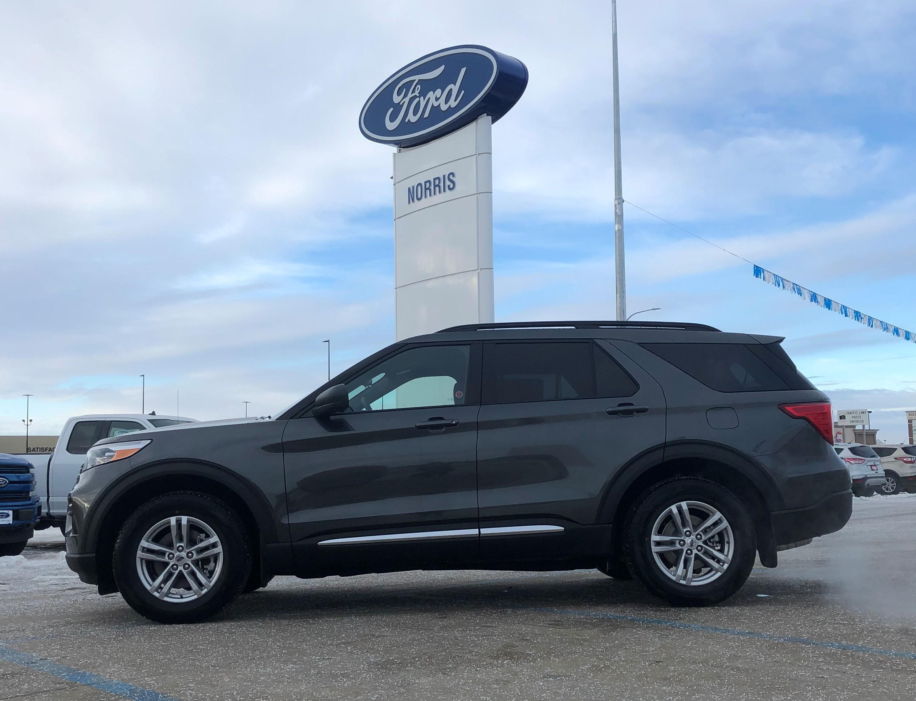 Ford Ford Prepaid Maintenance at Norris Ford Sales