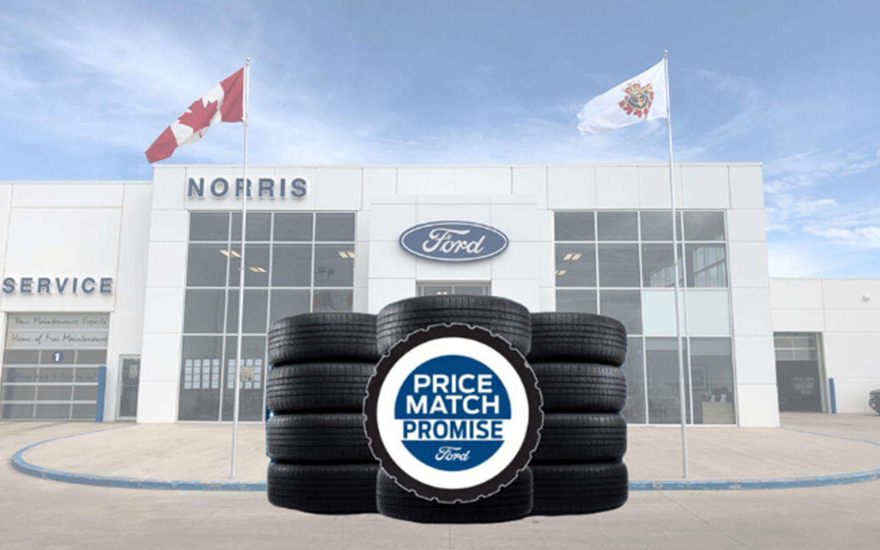Shop Tires at Norris Ford